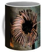 Barrel Of Horseshoes Coffee Mug