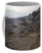 Barren Landscape South Of Qobustan Coffee Mug
