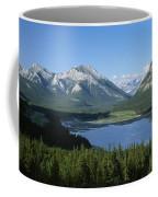 Barrier Lake Coffee Mug