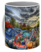 Barrow Boats Coffee Mug