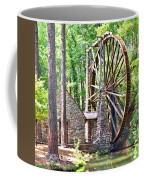 Berry College's Old Mill - Square Coffee Mug