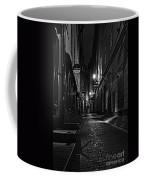 Bars In The Alley Coffee Mug