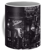 Bars On Broadway Nashville Coffee Mug by Dan Sproul
