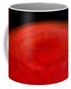 Barsoom Mars The Red Planet Coffee Mug