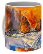 Bartlett Pears Coffee Mug
