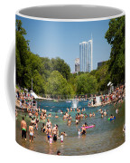 Barton Springs Pool Coffee Mug