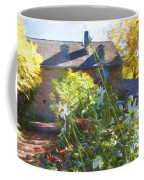 Bartram Floral Coffee Mug