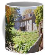 Bartrams Fence Coffee Mug
