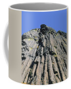 M-a5607-basalt Columns On Pilot Rock Coffee Mug