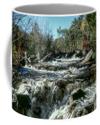 Base Of Ragged Falls Coffee Mug