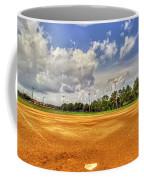 Baseball Field Coffee Mug