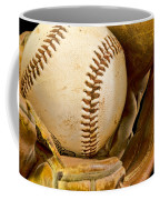 Baseball Has Been Very Good To Me Coffee Mug by Don Schwartz