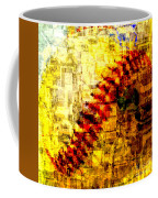 Baseball Impression Coffee Mug