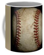 Baseball Seams Coffee Mug