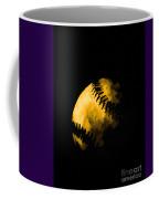 Baseball The American Pastime Coffee Mug