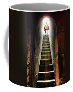 Basement Exit Coffee Mug by Carlos Caetano