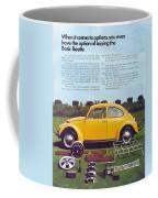Basic Beetle  Coffee Mug