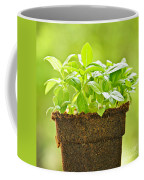 Basil Coffee Mug