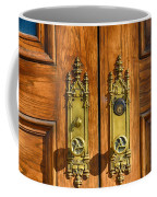 Basilica Door Knobs Coffee Mug