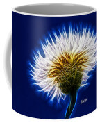 Basket Flower Inner Beauty Coffee Mug by Nikki Marie Smith