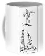 Basketball, 1893 Coffee Mug