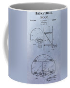 Basketball Hoop Coffee Mug
