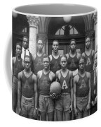 Basketball Team Portrait Coffee Mug