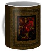 Basketweave Nine  Coffee Mug