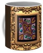 Basketweave Six  Coffee Mug