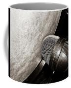 Bass Drum And Mic Coffee Mug