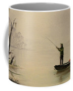 Bass Fishing In Florida Coffee Mug