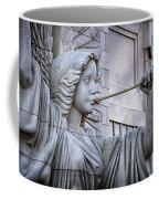 Bass Hall Angel Coffee Mug