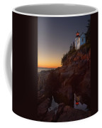 Bass Head Harbor Lighthouse Coffee Mug