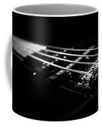 Bass On Black Coffee Mug