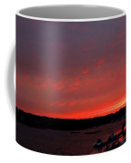 Bass River Sunrise Coffee Mug