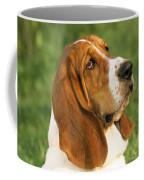 Basset Hound Dog Coffee Mug