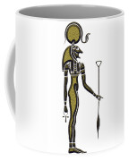 Bastet - Goddess Of Ancient Egypt Coffee Mug