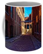 Bates Mill Lewiston Maine Coffee Mug by Bob Orsillo