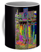 Bath House Pop Art Coffee Mug