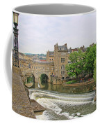 Bath On River Avon 8482 Coffee Mug