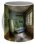 Bath With A View Coffee Mug