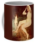 Bathers On Seine Coffee Mug
