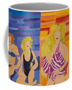 Bathing Beauties  Coffee Mug