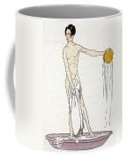 Bathing Coffee Mug