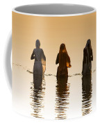 Bathing In The Holy River 2 Coffee Mug