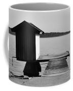 Bathing Jetty 3 Coffee Mug