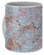 Batik-marble Coffee Mug