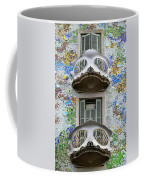 Batllo Balconies Coffee Mug