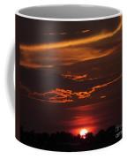 Baton Rouge Sizzling Sunday Sunset  Coffee Mug