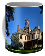 Batsto Village Mansion Coffee Mug by Olivier Le Queinec